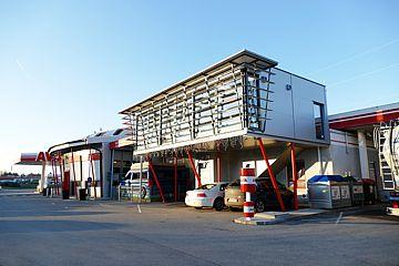 AVIA -Tankstelle