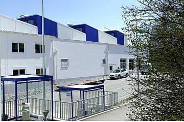Pollmann - Produktionshalle